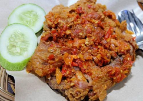 Resep Ayam Geprek Bensu yang Crispy dan Enak