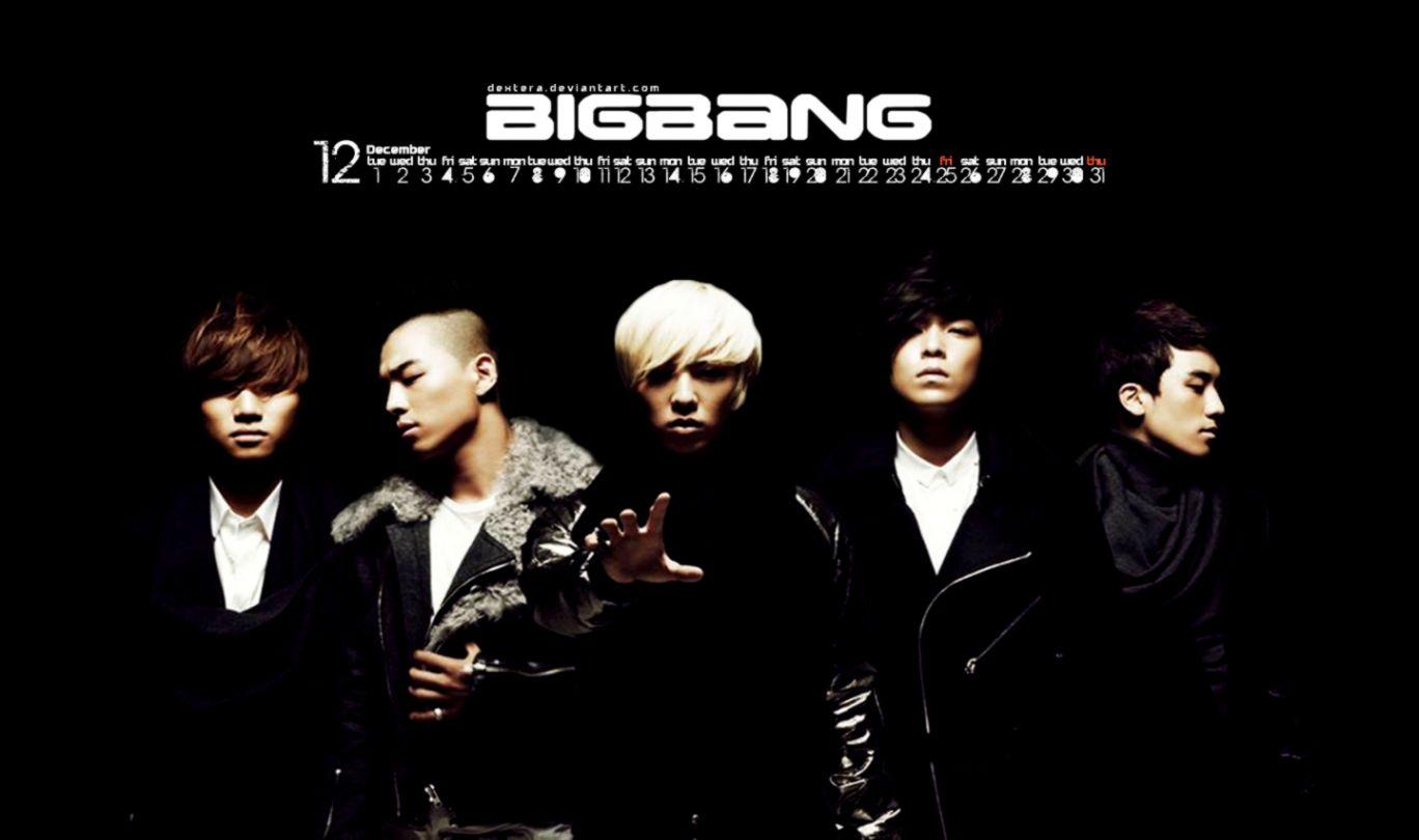 Bigbang K Pop Hd Wallpaper Wallpapers Quality