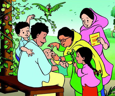 Wallpapers Meena Cartoon Wallpaper Pic