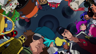 Space☆Dandy SS2
