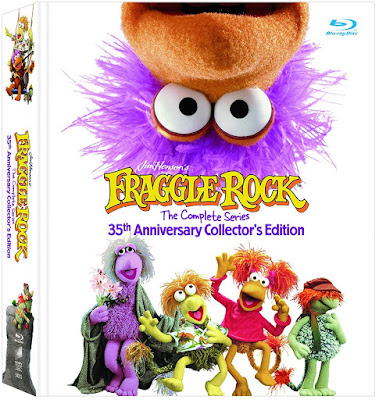 Fraggle Rock Complete Series Blu Ray