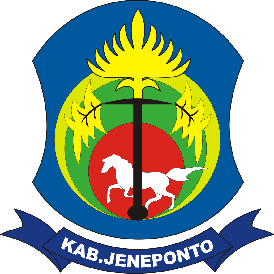 Logo Kabupaten Jeneponto Kumpulan Logo Lambang Indonesia