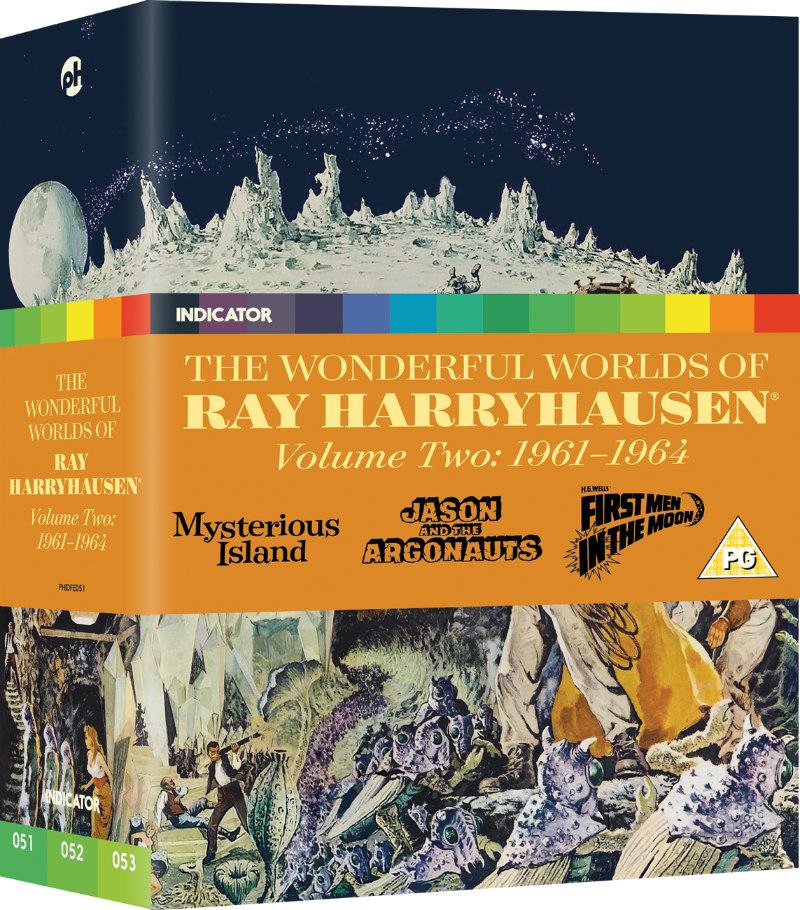 THE WONDERFUL WORLDS OF RAY HARRYHAUSEN: VOLUME TWO (1961-64)