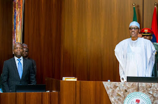 President Buhari Speaks on Governors non-payment of Salaries
