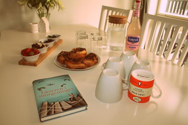 Læseren i morgentoget af Jean-Paul Didierlaurent