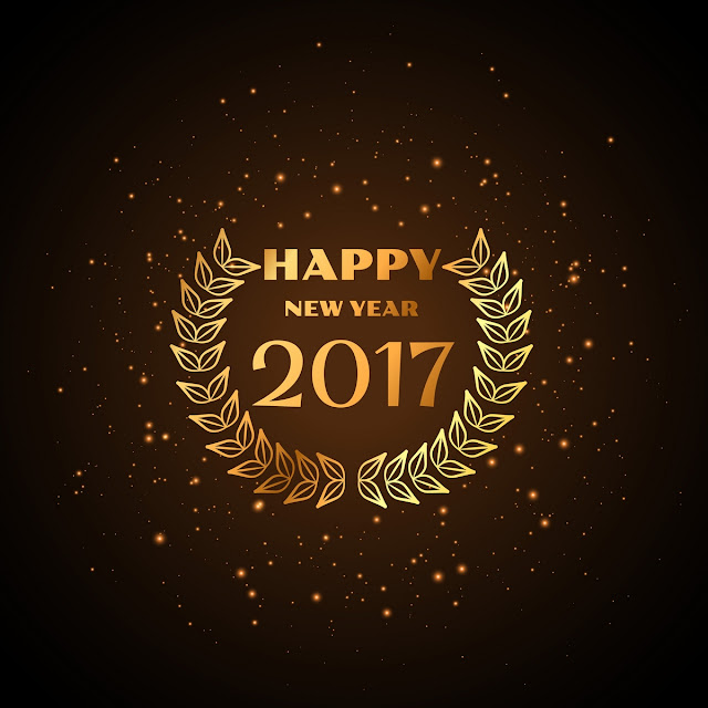 Happy New Year Cards 2017 Free Download