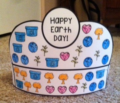 https://www.teacherspayteachers.com/Product/Earth-Day-Crowns-2425644
