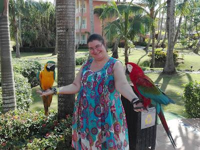 Fauna caribeña, Hotel Sirenis Punta Cana, vuelta al mundo, round the world, mundoporlibre.com