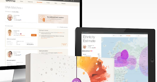 MyHeritage Launches DNA Testing Service