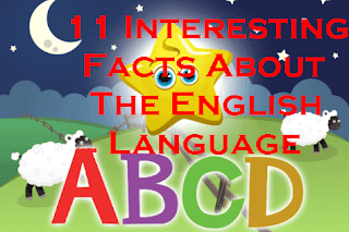 11 Interesting Facts About The English Language