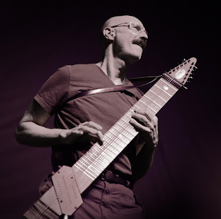 Dutch Rall image Tony Levin Chapman Stick Crimson live