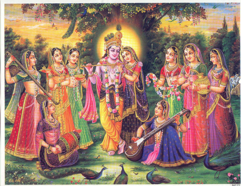The Cultural Heritage Of India: Krishna : A Complete