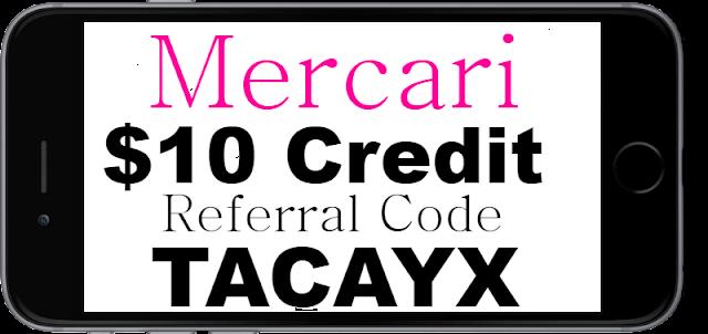 $10 credit Mercari Invite Code, Referral Code and Promo Code 2021