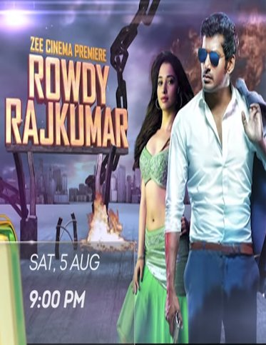 Rowdy Rajkumar 2017 Full Movie Hindi Dubbed Download