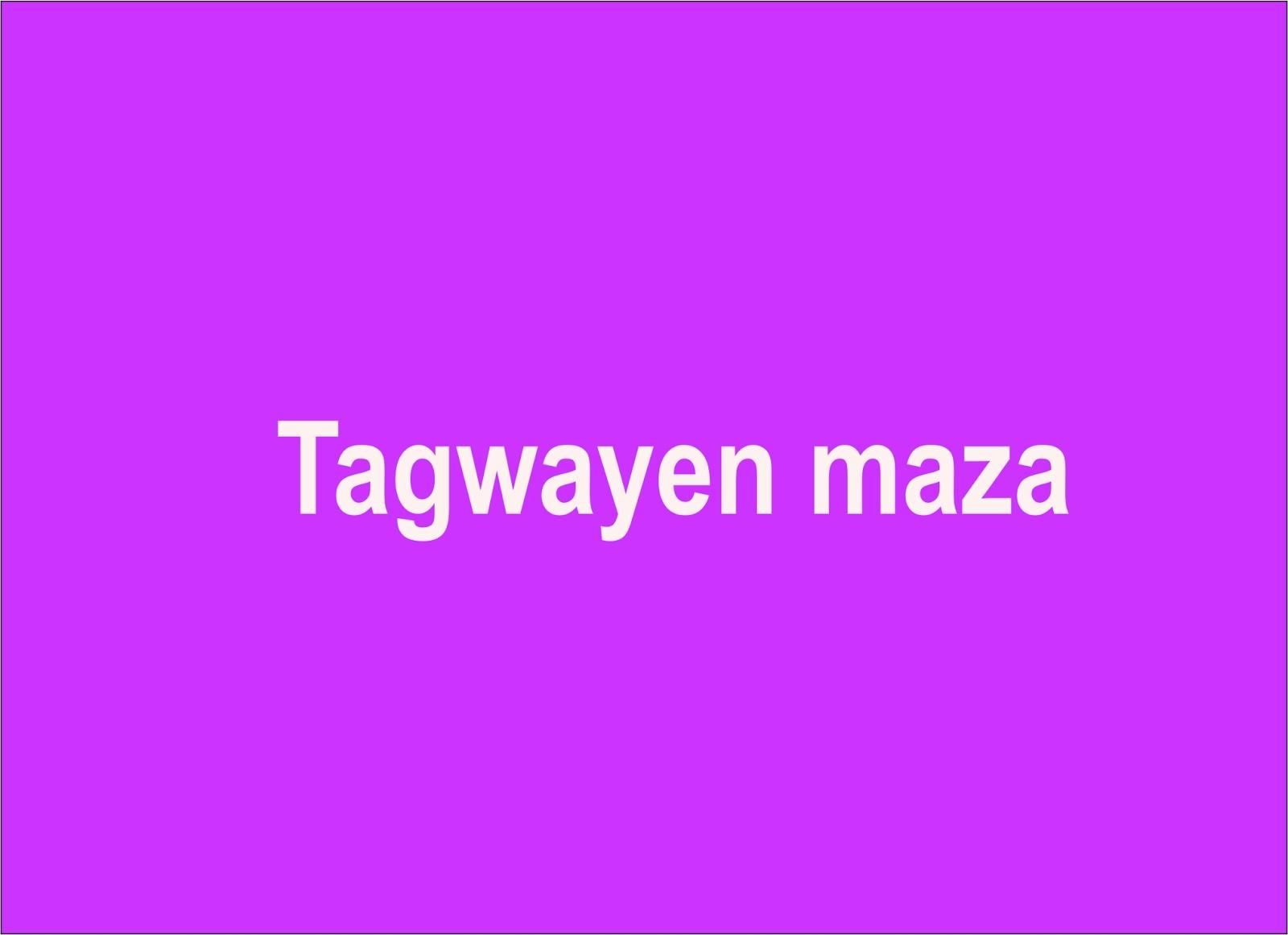Tagwayen maza - Gidan Novels | Hausa Novels