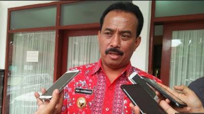 Jadi Tersangka KPK, Ini Rekam Jejak Wali Kota Blitar Samanhudi