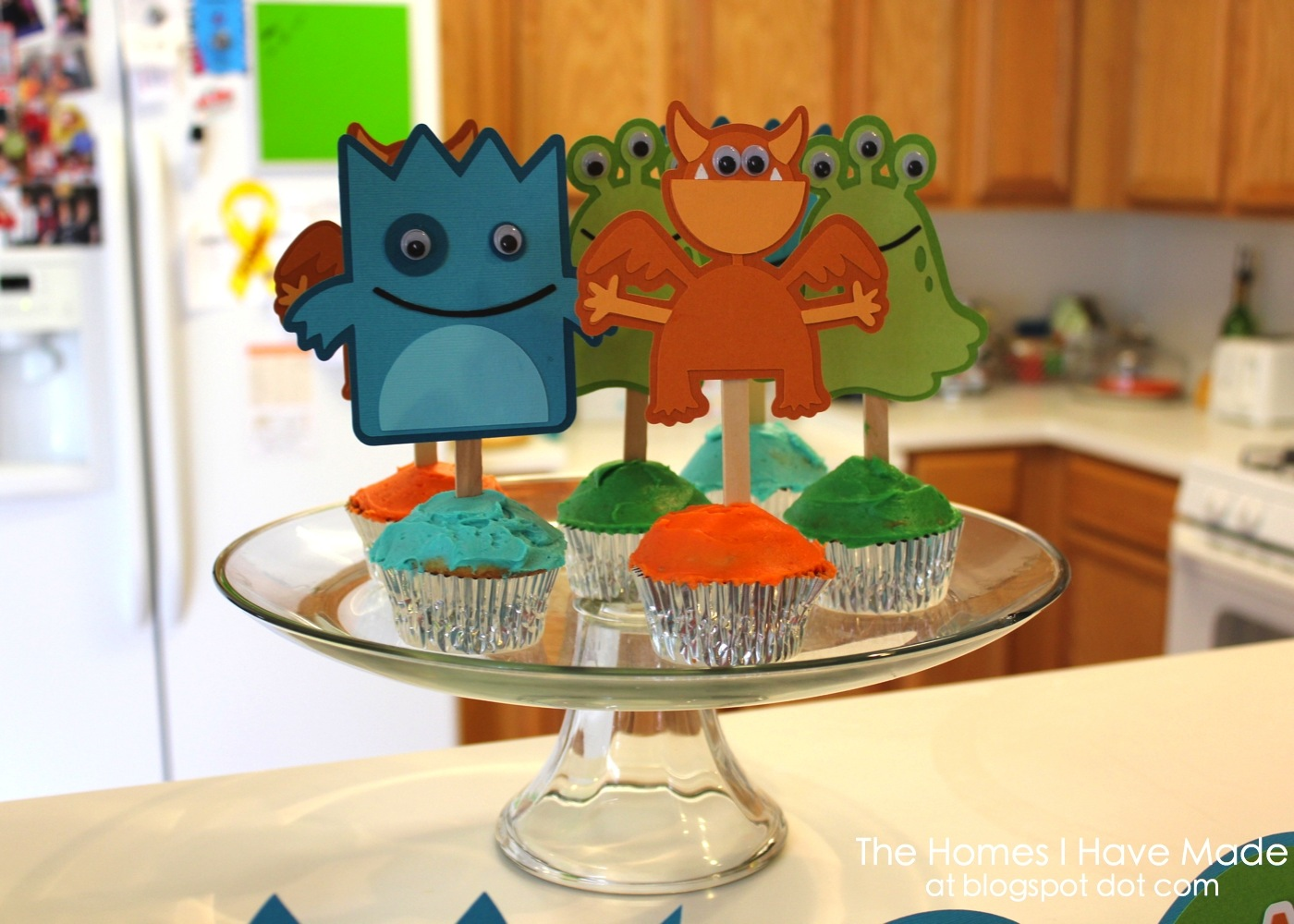 A Monster Of First Birthday Party