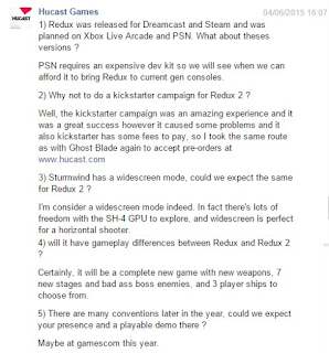 Redux 2, les différentes news Ddd