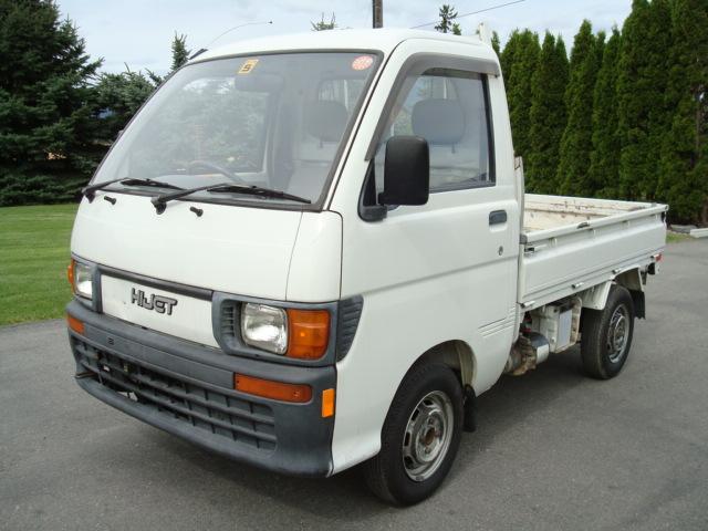 j cruisers jdm vehicles parts in canada 1995 daihatsu hijet mini truck s100p dump for sale in. Black Bedroom Furniture Sets. Home Design Ideas