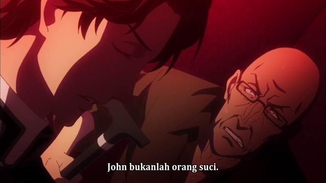 Vatican Kiseki Chousakan Episode 08 Subtitle Indonesia