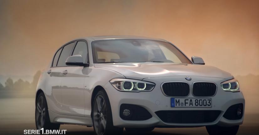 Canzone BMW pubblicità Nuova Serie 1 Versione M Sport - Musica spot Novembre 2016