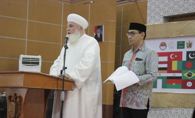 Forum Sufi Dunia Rekomendasikan Dirikan Universitas Sufi Internasional