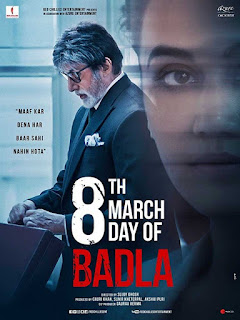 Badla First Look Poster 5