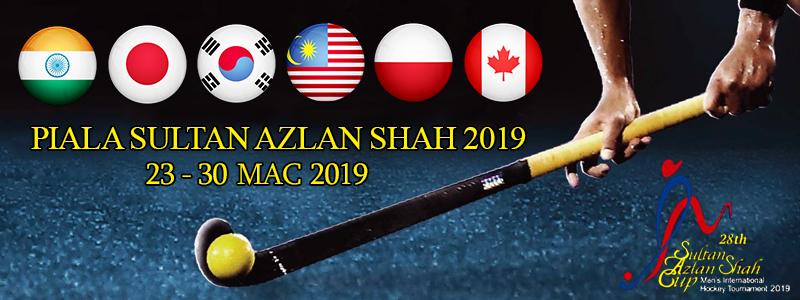 Hoki Piala Sultan Azlan Shah 2019