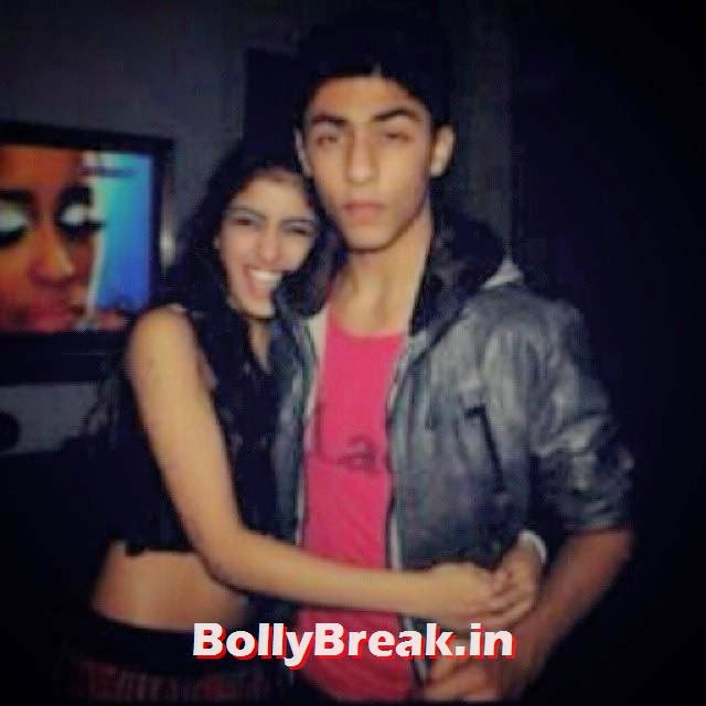 , We Condemn Fake MMS clip of Shahrukh khan's son Aryan Khan, Amitabh Bachchan's Granddaughter Navya Naveli Nanda