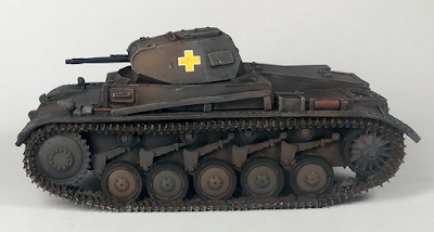 1/56 Panzer 2 Panzer II
