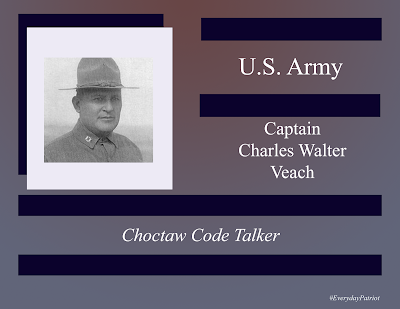 A short biopic of Captain Charles Walter Veach