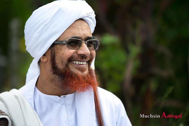 Habib Umar Bin Hafidz: Banyak yang Kritik Penguasa tapi Lupa Diri