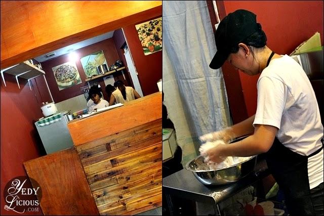 Pomodoro Pizza in Kapitolyo, Pasig City