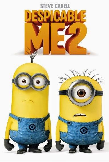 Despicable Me 2 (2013) 720p BRRip