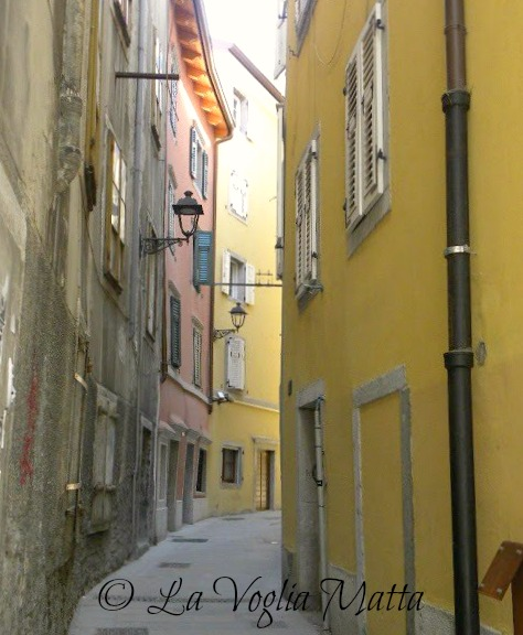 Cittavecchia a Trieste