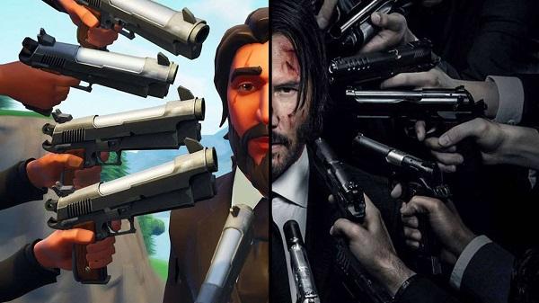 إنطلاق حدث John Wick في لعبة Fortnite الآن و هذه أهم مميزاته..