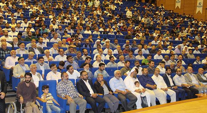 Mustazaflar Cemiyeti Diyarbakır'da aşura etkinliği düzenledi