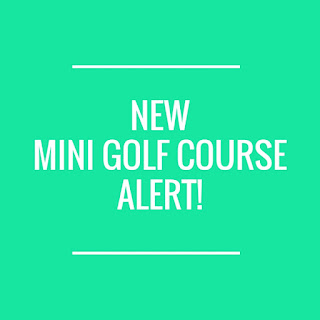 A new minigolf course is being built at Otterspool Adventure in Liverpool