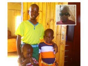Father found guilty of slithing his 4 sons' throats in a fit of rage after an argument with their mother (See Photos)