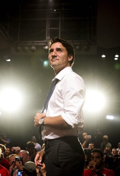Prime Minister of Canada, Justin Trudeau