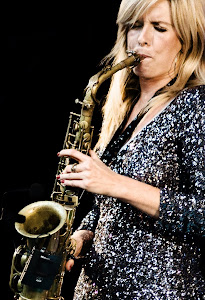 The amazing sax player - Candy Dulfer