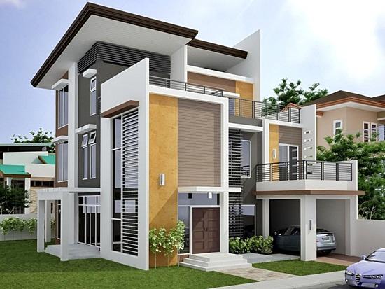 40+ Desain Rumah Minimalis 2 Lantai Inspirasi untuk Anda