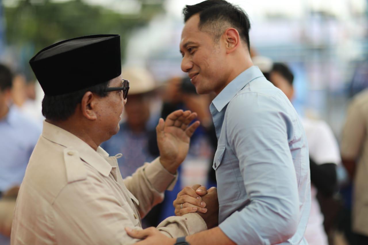 #BandungLautanPrabowo, Lawan Makin Kejang-Kejang?