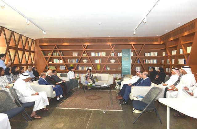 المؤتمر الصحفي لمعرض البحرين الدولي الثامن عشر للكتاب