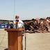 """بالصور...تدمير أطباق """"الدش"""" وأجهزة """"الريسيفر"""" في إيران"""