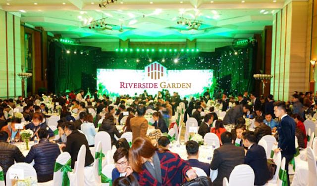 Danh sách khách hàng quan tâm dự án Riverside Garden