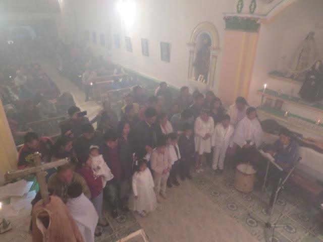 Zehn Taufen gab es in der Osternacht