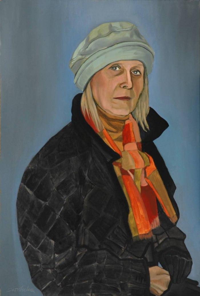 Уникальный стиль и насыщенные цвета. Karolina Swidecka