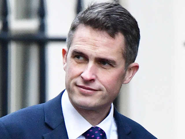 Gavin Williamson described North Korea as a 'real danger'