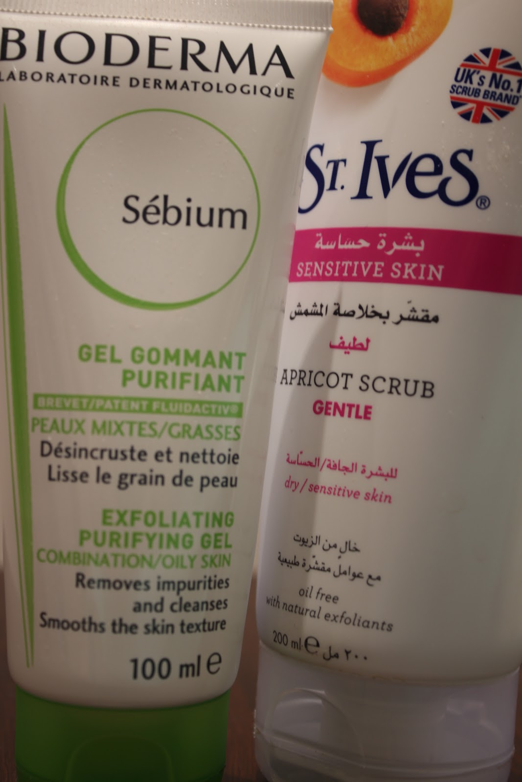 St Ives Skin Care Reviews